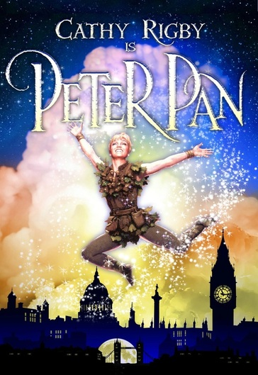 The gift of peter pan shannon penrod speaks